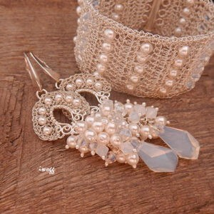 Biżuteria ślubna Komplety